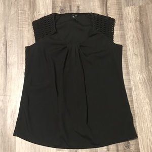 3 for $25 Milano women's black top. Size Small.